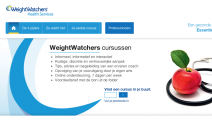 weightwatchers health services.be