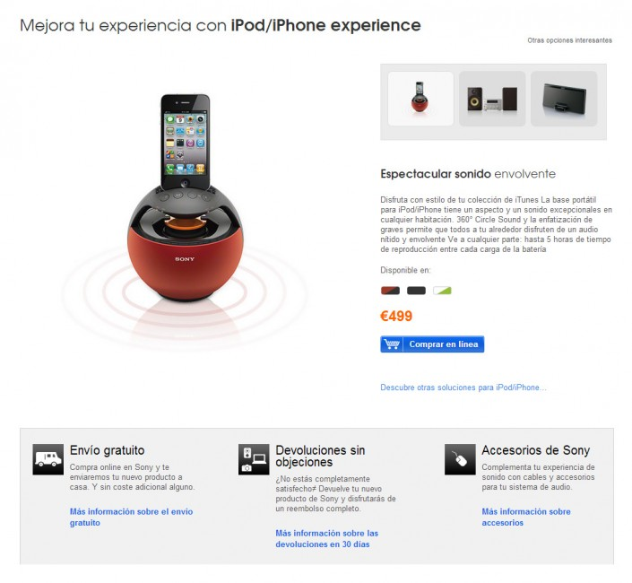 Promotion-page-iPod-docks-ES