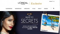 Homepage-L'Oreal-Paris